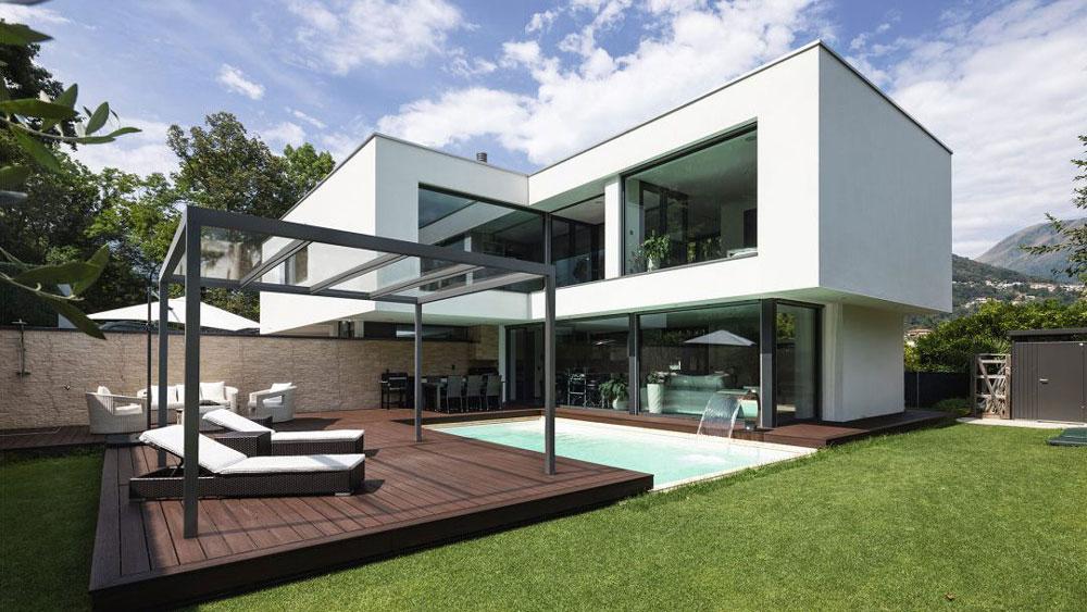 Architektur Renderings Preise Günstig Modernes Haus