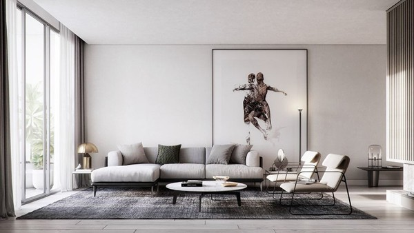 cgi engineering interior sofa architecture