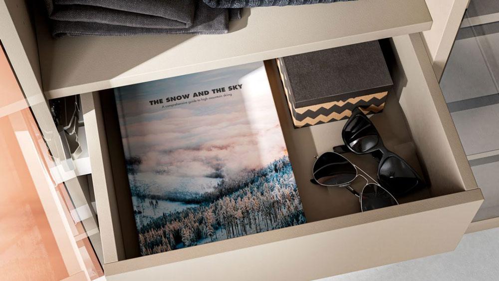 Interior Design Service Print Catalog Drawer
