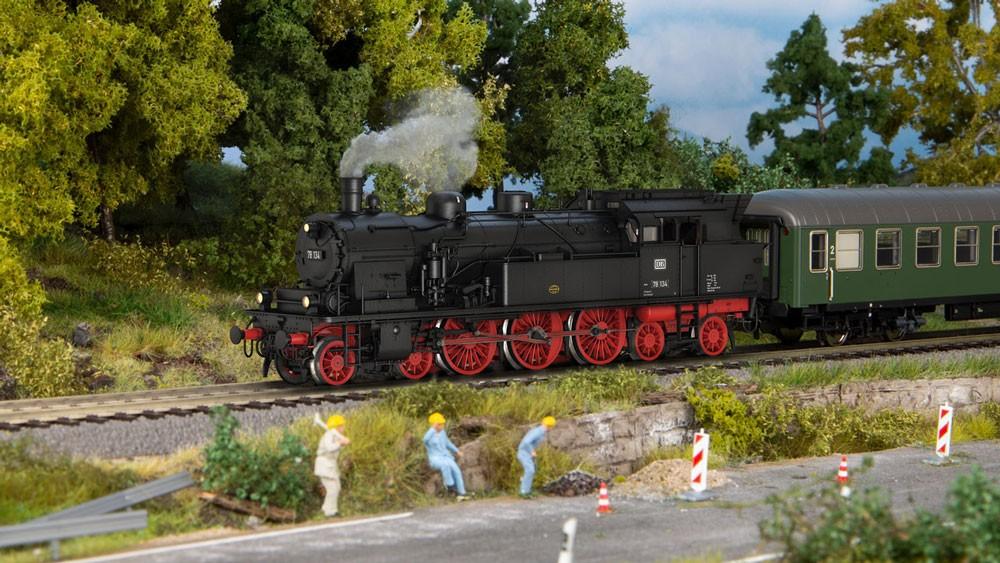 Rendering Technik Lokomotive Spielzeug