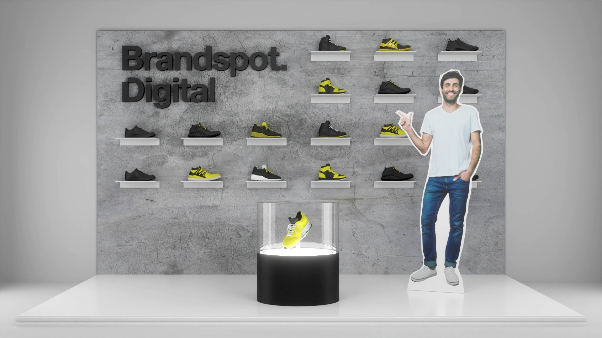 Rendering in 3D Brandspot Digital e lerning Video