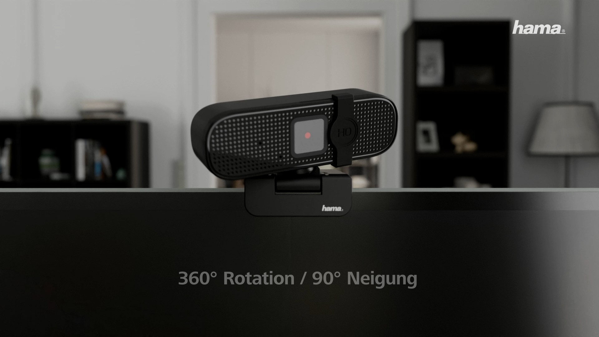 Motion Design Studios hama Webcam