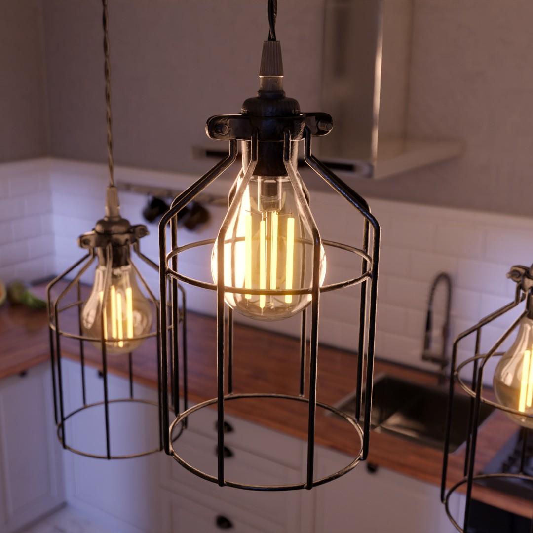 3d cgi production smart home hue
